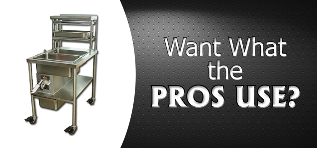 Get the tools the pros use!